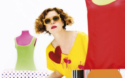 Agata Ruiz de la Prada: la ropa alegre